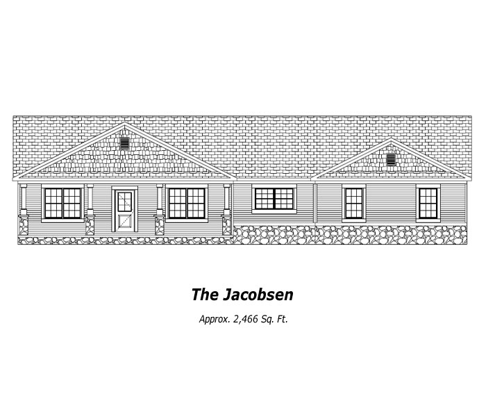 The Jacobsen Ranch Home