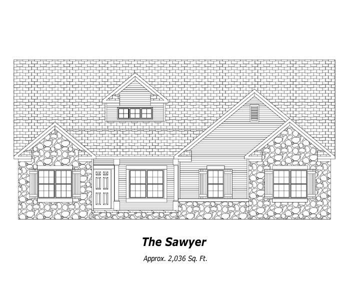 The Sawyer Ranch Home