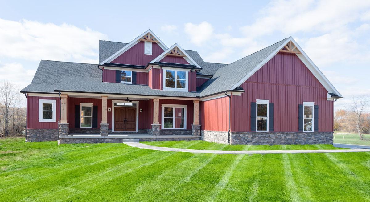 Home Victorygate Custom Homes