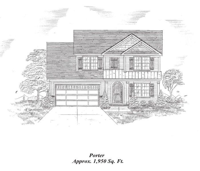 Porter Two-Story Home