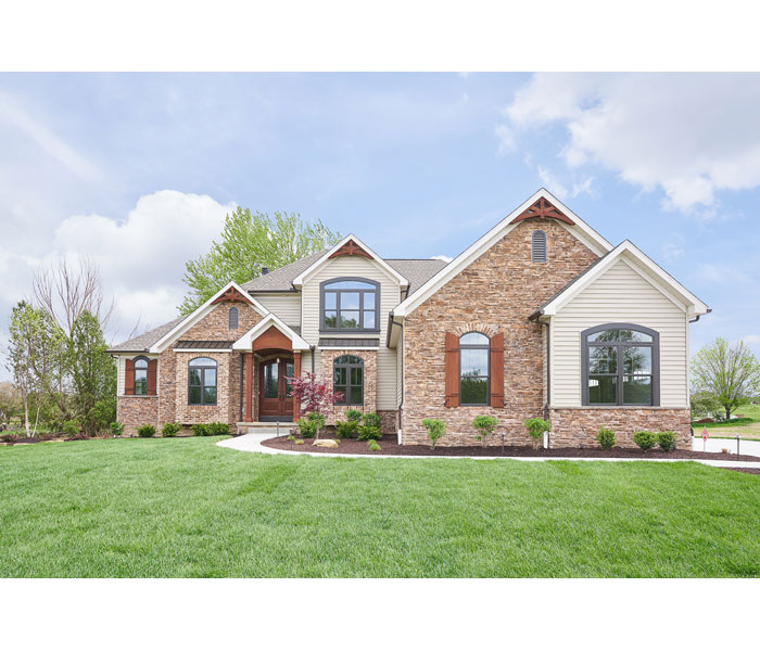 Spieth Two Story Home