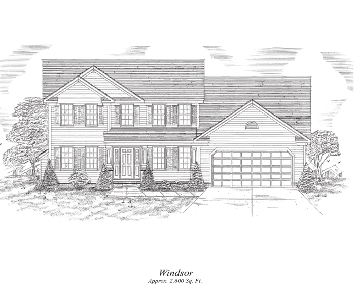 Windsor Two-Story Home